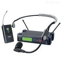Shure話筒 舒爾無線頭戴式電容話筒
