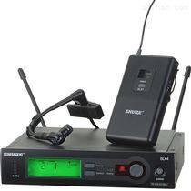 Shure 舒爾樂器無線心形電容夾式樂器話筒