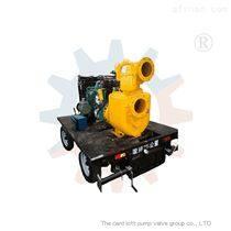 进口柴油机自吸水泵机组美国卡洛特品牌