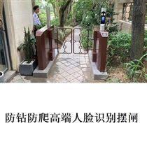 小區入口防鉆防爬高端擺閘 小區防撞擺閘