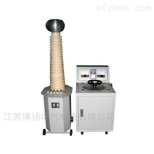 交流试验变压器承装修试电力设施