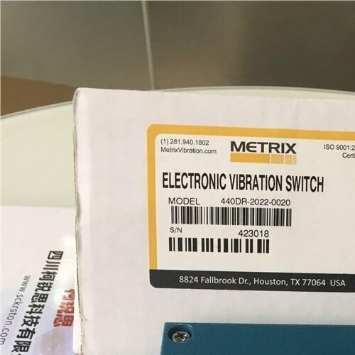 美國邁確METRIX傳感器TXA-72931