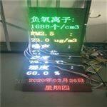 BYQL-FY游乐场所大屏幕负氧离子观测仪