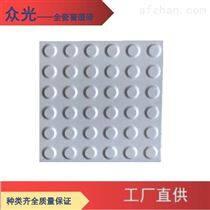 市政高铁地铁等专用300x20提示瓷质盲道砖L