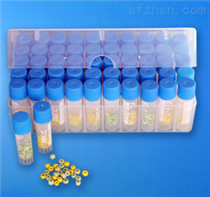 上海晶安2ml磁珠菌种保存管 瓷珠冷冻管保存