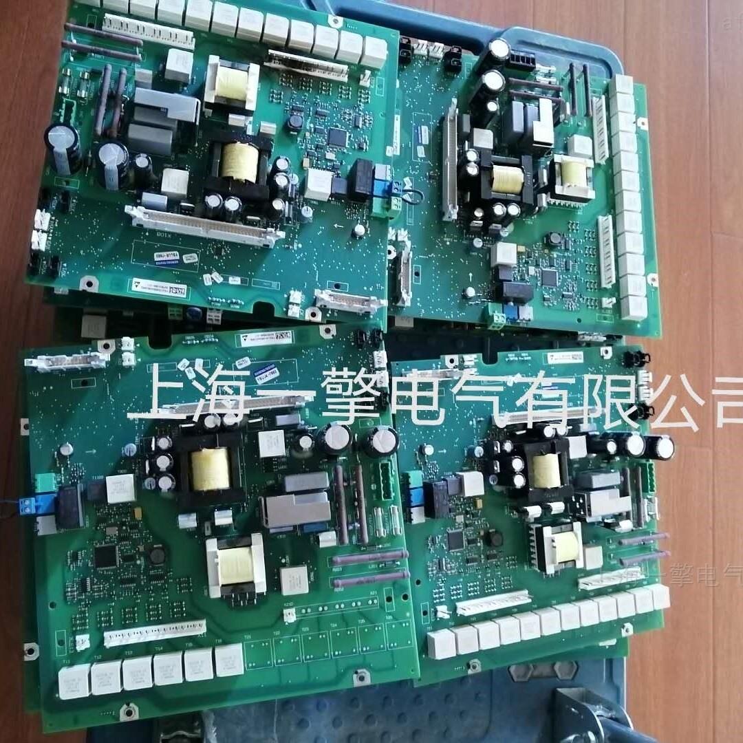 西门子6RA80电源板坏,主板坏维修