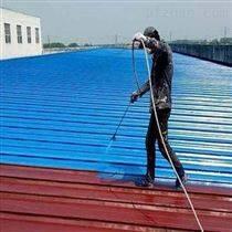 耐候性彩鋼翻新漆節能綠色