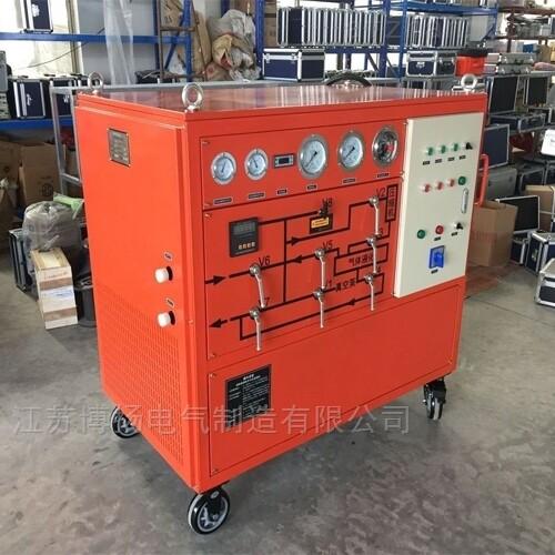 SF6气体回收装置/电力资质