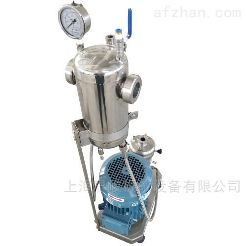 羧甲基纤维素钠的水性凝胶胶体磨