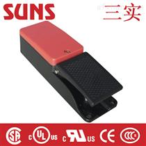 SUNS美国三实FS-6系列安全脚踏开关