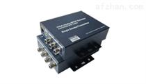 浩泰 1080P高清YPBPR网线延长器 色差分量延展器 YPbPr转换器