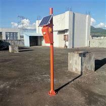 森林防火语音宣传杆,太阳能语音监控系统