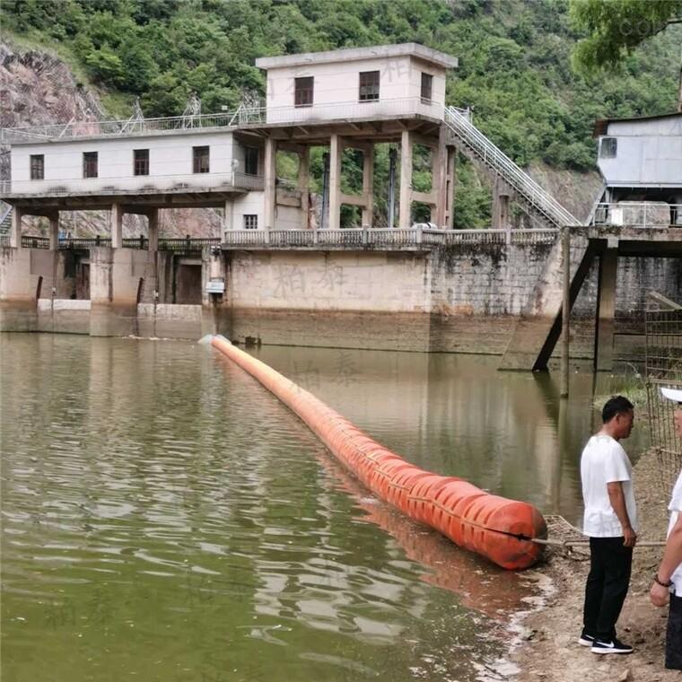 水电站用PE新型塑料拦污漂
