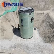 排污一体化泵站预制泵站污水提升泵站厂家