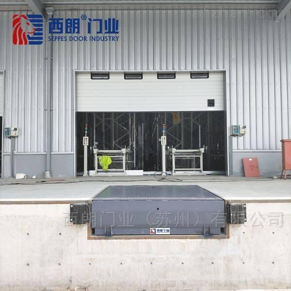 苏州叉车登桥专用电动装卸平台