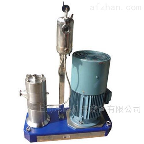 透明质酸季铵盐液均质分散机