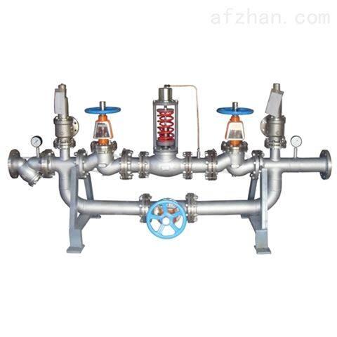 一体式多级减温减压阀特点