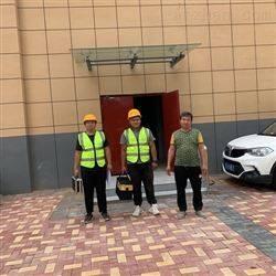 建筑物防雷电检测