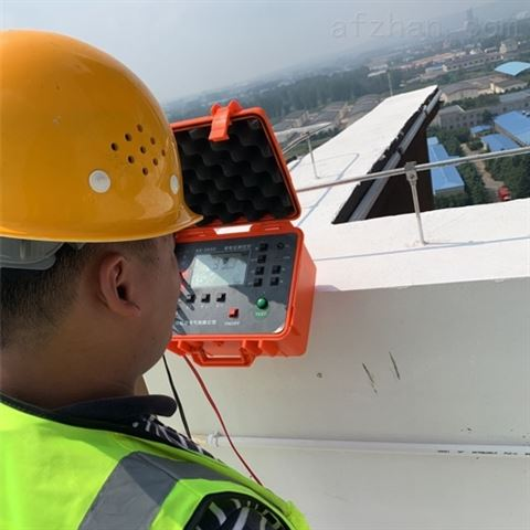 专注避雷系统检测