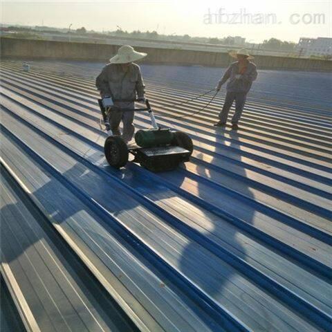 耐候性彩钢翻新漆施工工艺说明