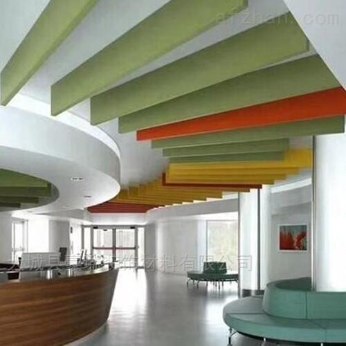 玻纤吸音悬挂异形板,豪瑞公司