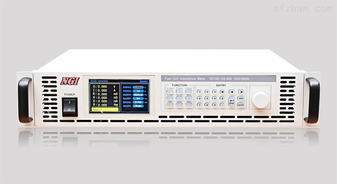 N2100系列在线式燃料电池专用阻抗测试仪
