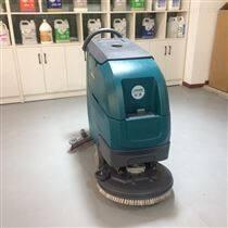 國產電動洗地機超市地坪清洗機大理石拖地車
