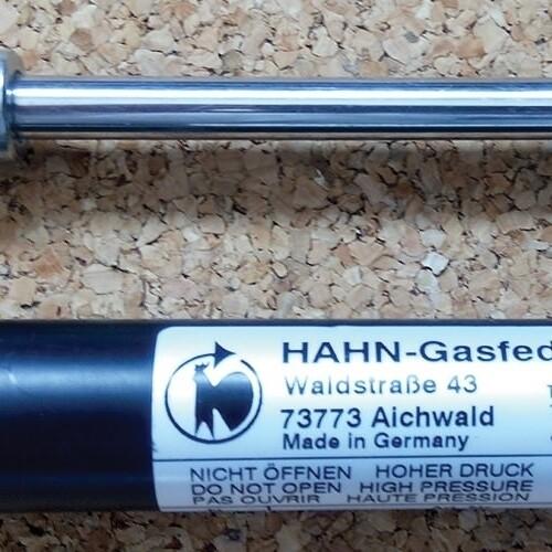 HAHN-GASFEDERN气压弹簧性能介绍