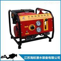 供应 手抬机动消防泵JBQ5.0/8.6(11HP)