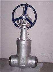 进口高压焊接闸阀