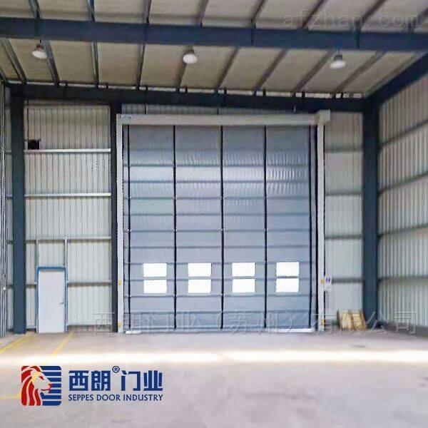 广州大尺寸柔性堆积快速卷帘门