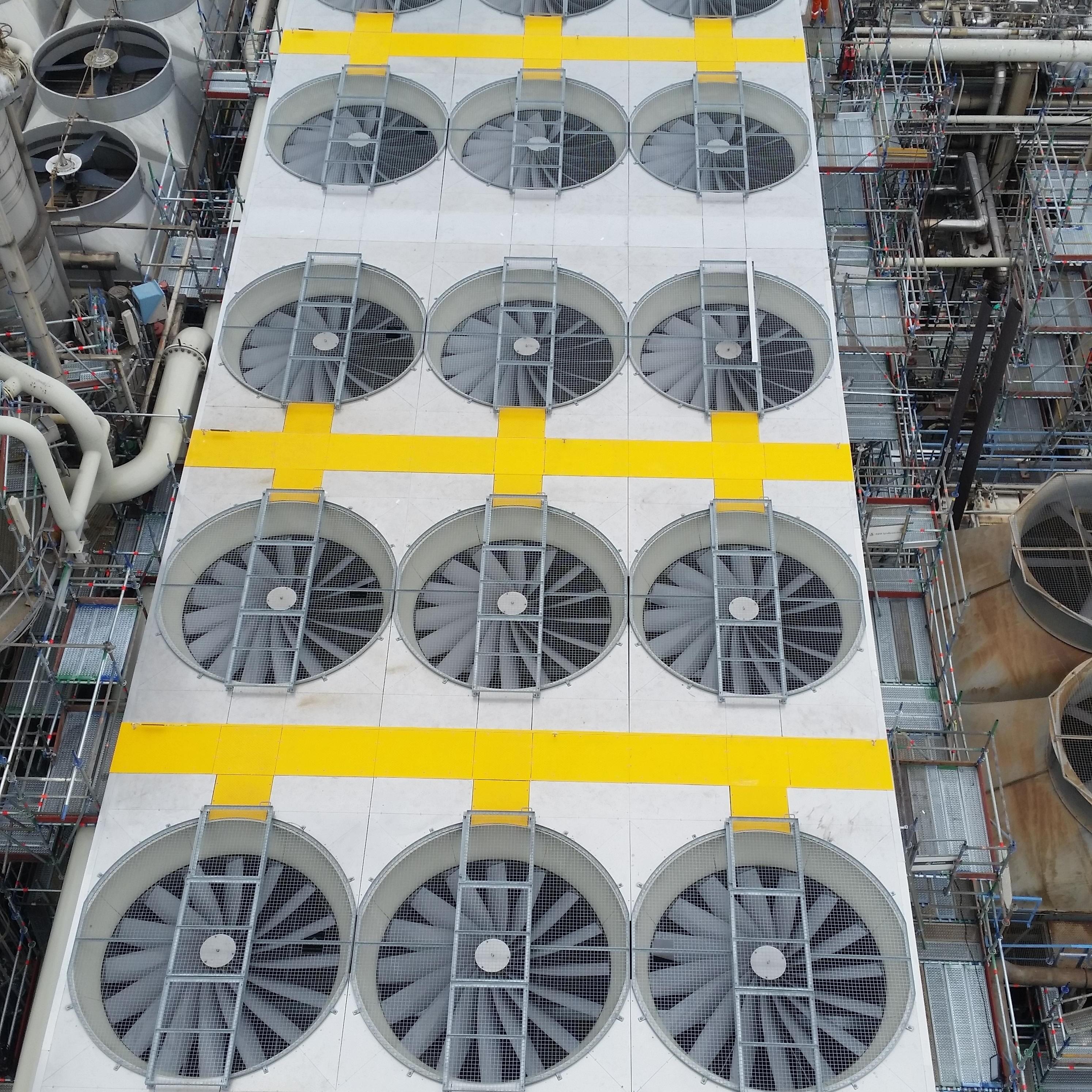 布朗斯维克Bronswerk风冷式冷却器