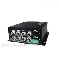 8路視頻1路數據高清光端機