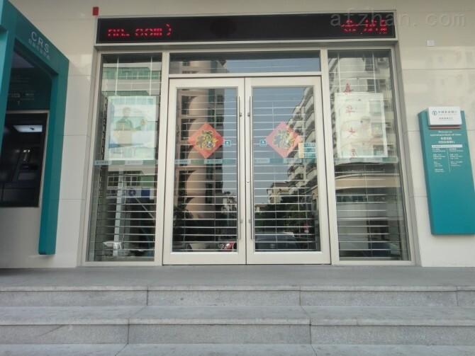 广东铝合金商务地弹门生产厂家