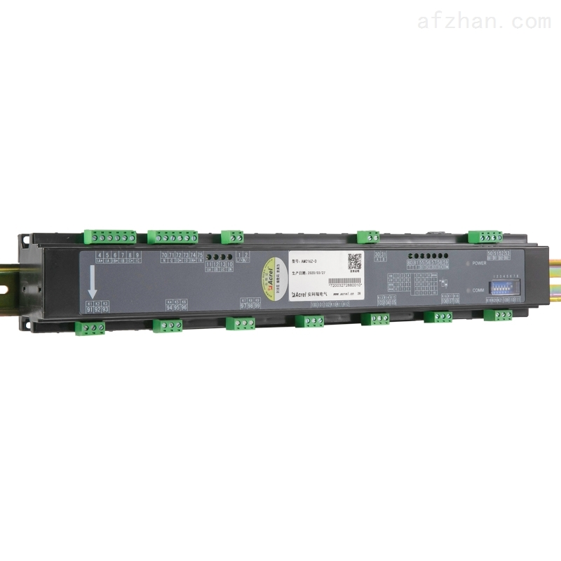 精密配电监控装置 测量三相总进线母线电压