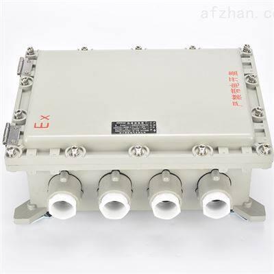 防爆接线端子箱安装