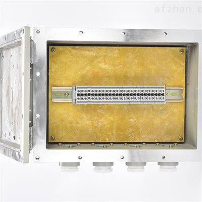 铸铝防爆接线箱费用