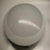 MX300-D0.2*96-13W-4000K欧普MX300皓圆皓方13W LED防水吸顶灯IP66
