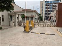 贺州八步道闸车牌识别停车场管理系统安装