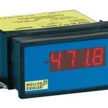 DSM 96 P德国Muller + Ziegler数字面板表