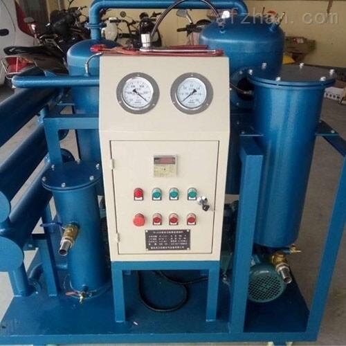 变压器油真空滤油机原装正品
