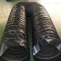 西山橡胶涂覆布负压导风管直径800