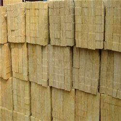 直销岩棉条 憎水岩棉板建筑行业的隔墙保温