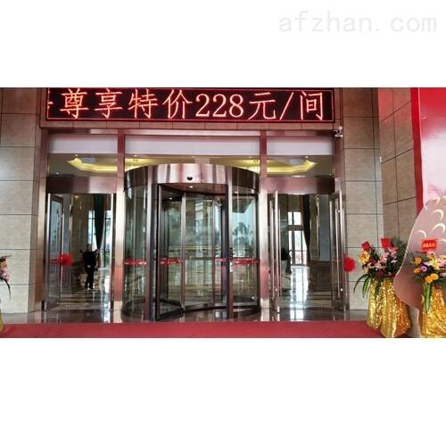 广西南宁商场旋转门生产厂家
