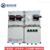 BXK防爆动力检修电源箱 防爆开关箱