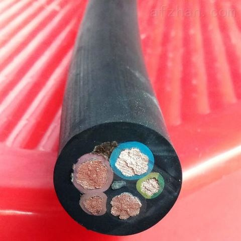 YCW450/750V-3*25+2*10橡套软电缆