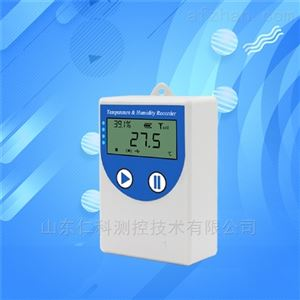 USB高精度温湿度记录仪