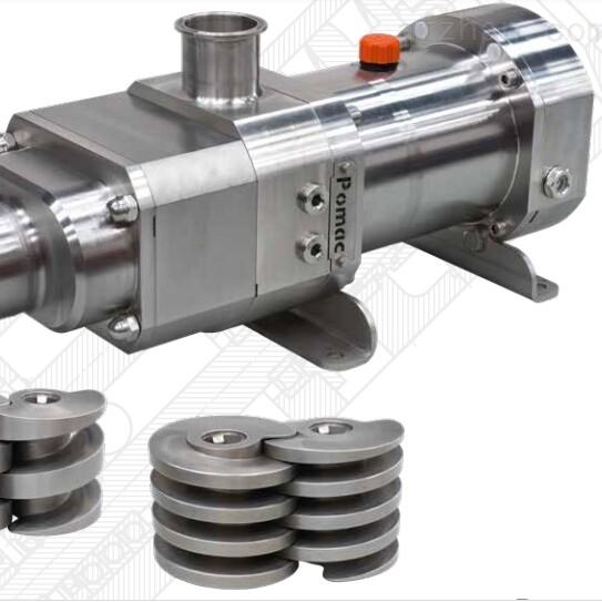 Pomac双螺杆泵PDSP