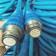 煤矿用阻燃通信电缆 抗拉电缆