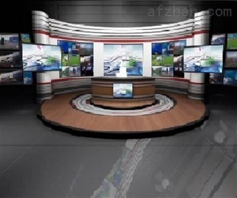 小型直播间虚拟演播室主机